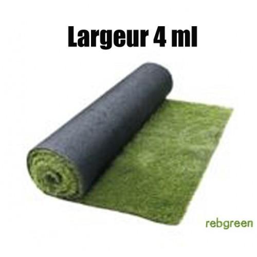 gazon artificiel 4m de large