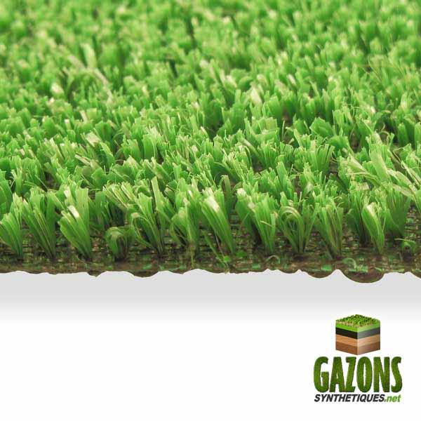 gazon synthetique lime 7mm power grass