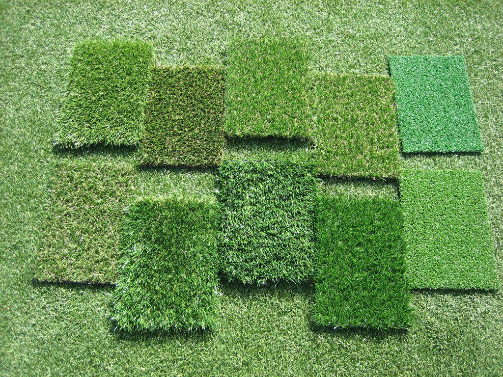 pelouse artificielle choix