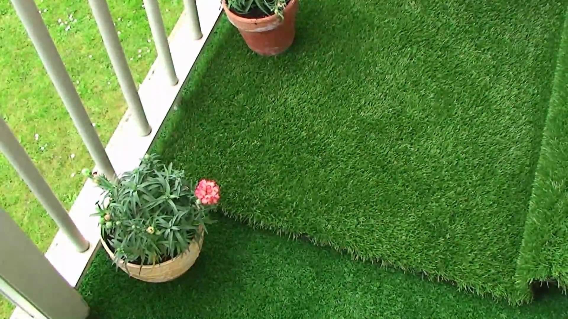 pelouse artificielle occasion