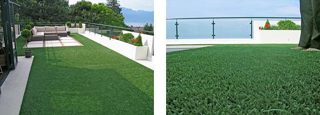pelouse artificielle suisse
