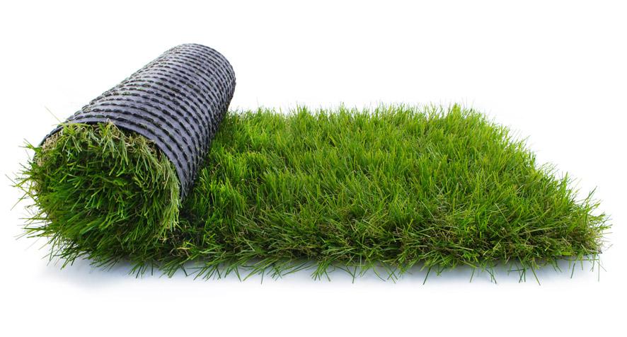 pelouse synthetique composition