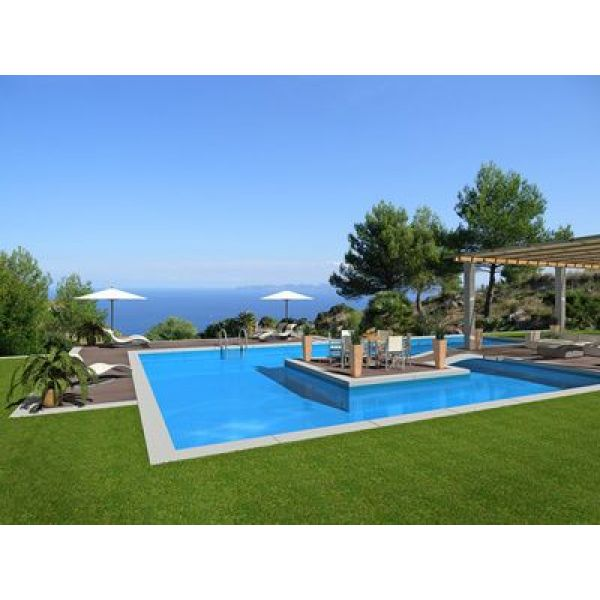 pelouse synthetique piscine
